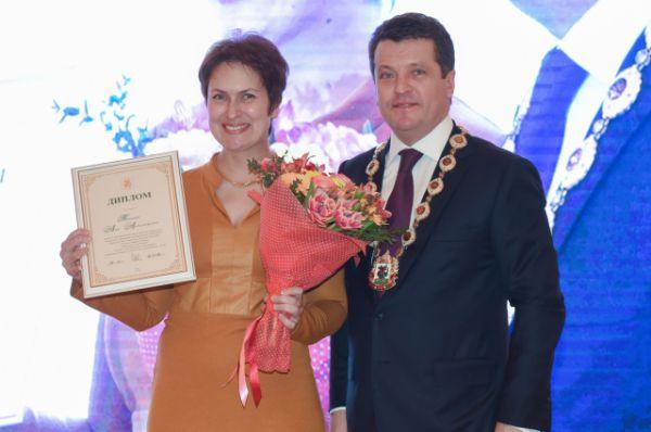 Лучшим «Педагогом дополнительного образования» стала сотрудница Центра детского творчества «Детская академия» Советского района Анна Титова
