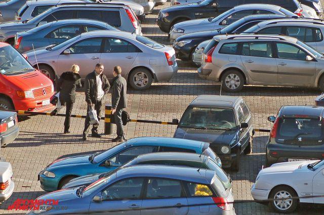 На тысячу жителей Калининградской области приходится 339 машин.