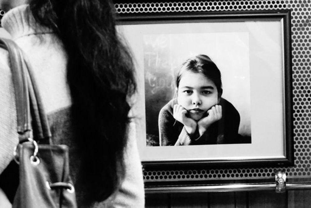 Внучка фотографа