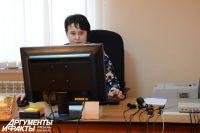 Эксперт отдела криминалистики СУ СК России по Рязанской области Татьяна Савельева.