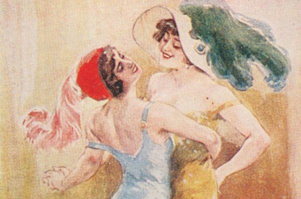 Сначала танго танцевали в основном в многочисленных кафе, барах и игорных домах, и потребовалось некоторое время, чтобы его популярность достигла высших кругов аргентинского общества.