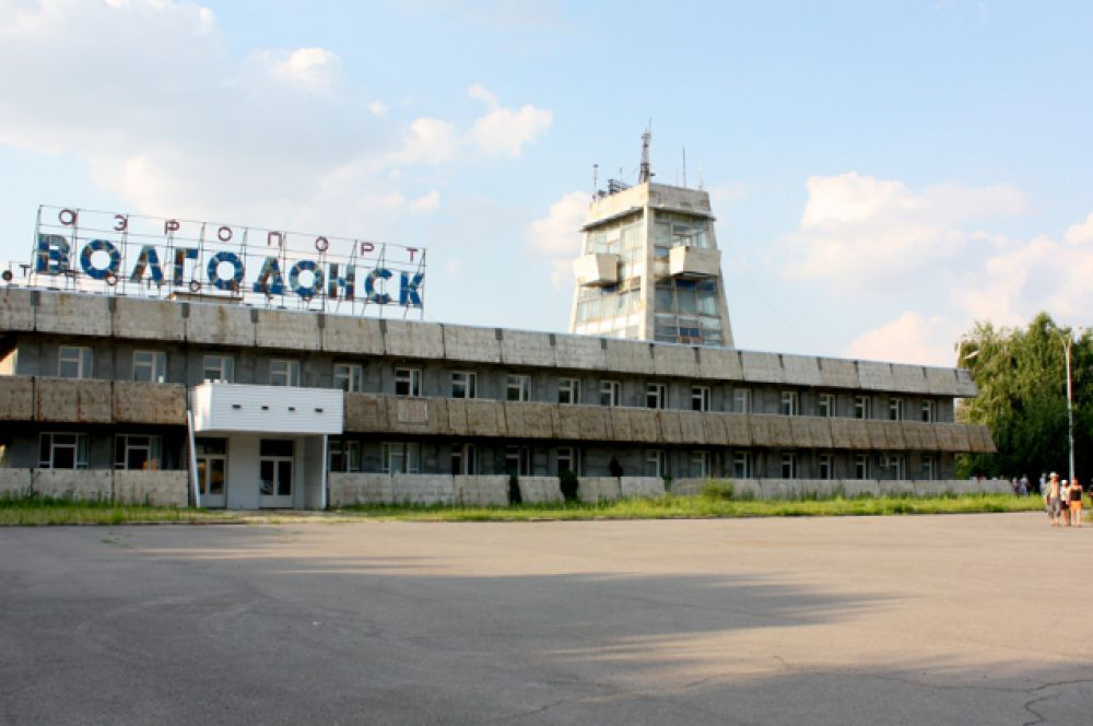 Так аэропорт выглядел летом 2011 года.