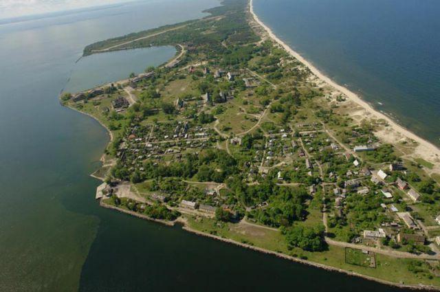 Балтийской косе предлагают присвоить статус особо охраняемой территории.