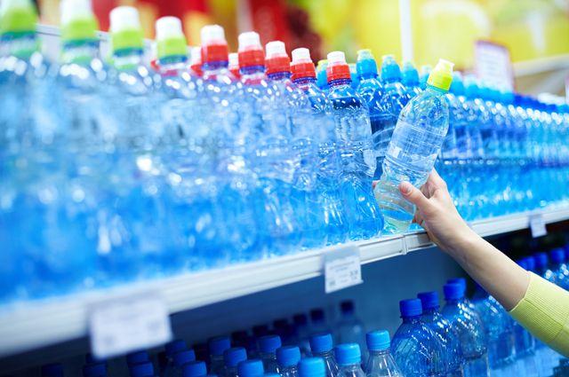 Пластиковые бутылки будут перерабатывать в синтепон.