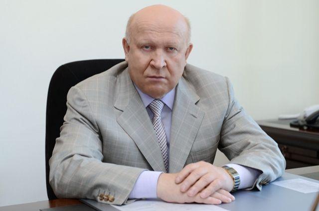 Валерий Шанцев.