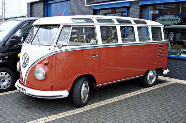 Volkswagen Type 2 находился в производстве 64 года.