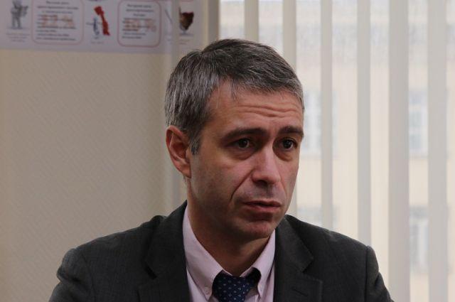 Михаил Мамута.
