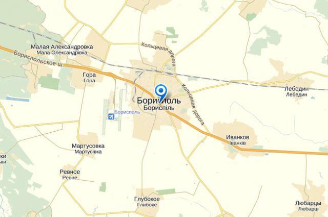 Карта Армавира с улицами и домами от Google