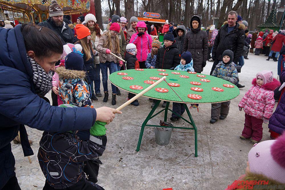 Большинство площадок были подготовлены специально для юных пермяков.
