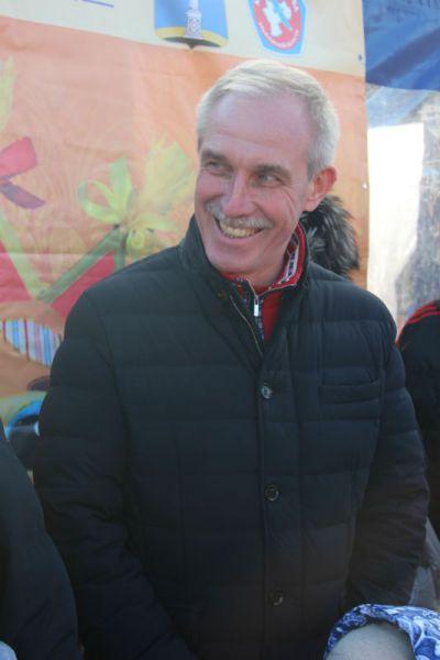 губернатор Сергей Морозов признался, что любит толстые блины с густой сметаной.