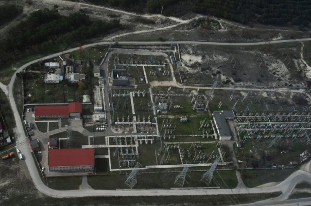На строительство энергомоста в Крым планируется потратить 47 млрд рублей в течение нескольких лет