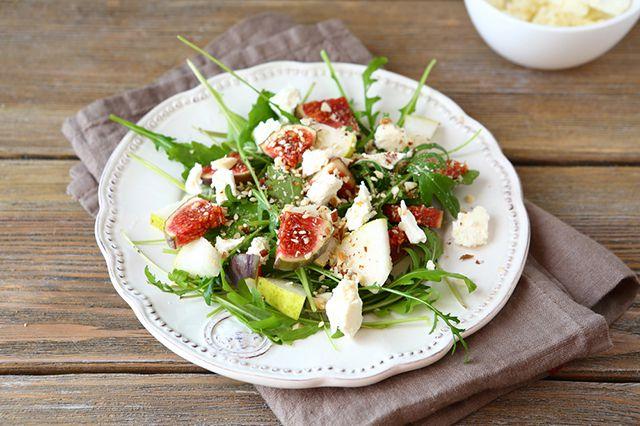 Пошаговый салат с авокадо и креветками рецепт с