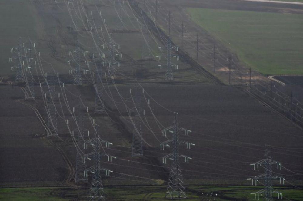 Окончательная реализация проекта (она будет включать в себя, в том числе, строительство новых электростанций) запланирована на 25 декабря 2020 года.