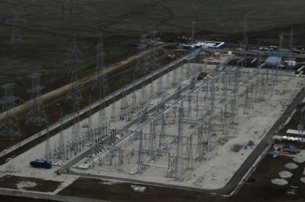 Вторая очередь энергомоста, по словам президента, будет введена в эксплуатацию до 1 мая или даже раньше.