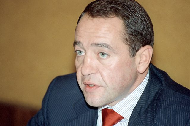 Александр Поляков РИА