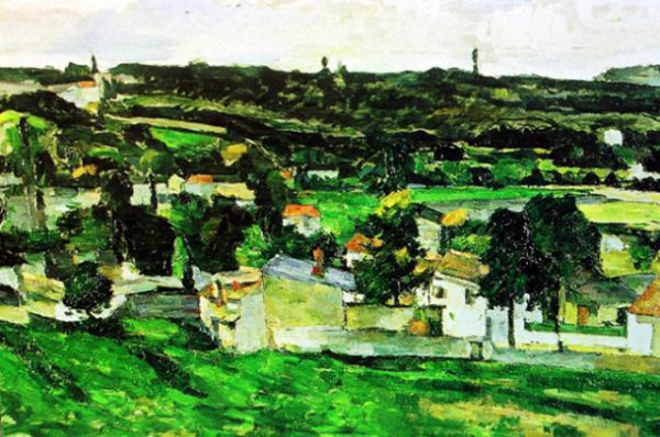В канун нового 1999 года из Эшмоловского музея искусства и археологии в Оксфорде была украдена картина «Вид на Овер-сюр-Уаз» Поля Сезанна. Её стоимость оценивается в 5 миллионов долларов.