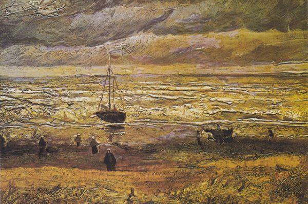 «Вид на море у Схевенингена» — картина известного нидерландского художника Винсента Ван Гога, написанная в августе 1882 года в Гааге. Картина была похищена прямо из Музея Винсента Ван Гога 7 декабря 2002 года.