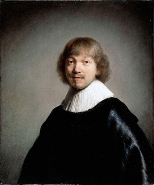 И, наконец, упомянутый в Книге Рекордов Гиннесса как наиболее часто похищаемое полотно «Портрет Якоба де Гейна III» Рембрандта, написанный в 1632 году. Это одна из самых маленьких по размеру работ художника, с чем и связаны многочисленные попытки её воровства. Портрет носит прозвище «Рембрандт на вынос», так как с 1966 года её крали целых 4 раза.