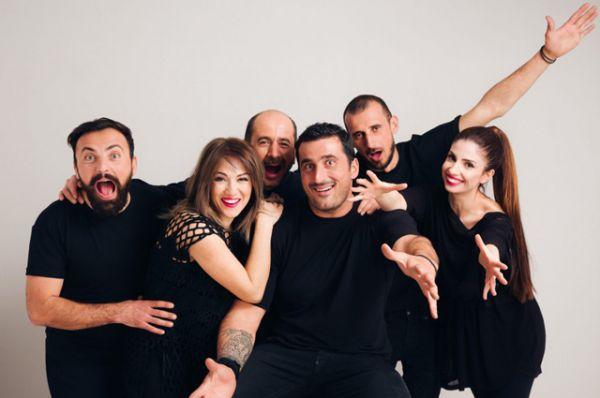 Группа Argo (Греция) с песней «Utopian Land»