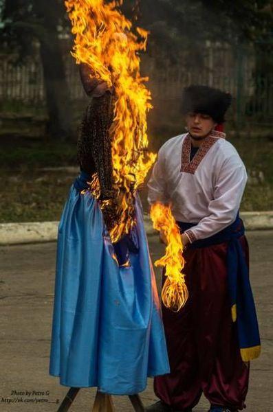 Сожги «зиму» и в Донецкой области