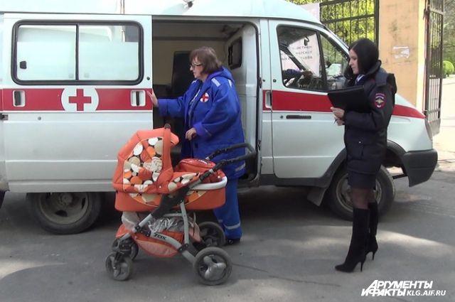 Краснодарские школьники, сбросившие трубу надетскую коляску, научете несостоят