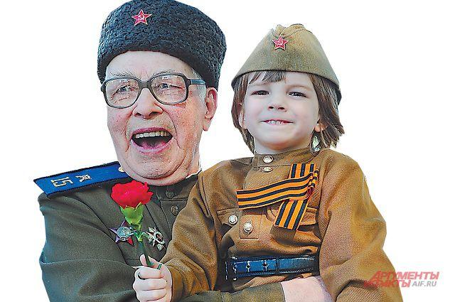Ещё 10 лет назад в столице проживали 250 тыс. ветеранов ВОВ. Сегодня - всего 14 тыс.