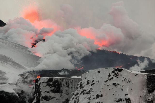 Опасная красота вулканов завораживает