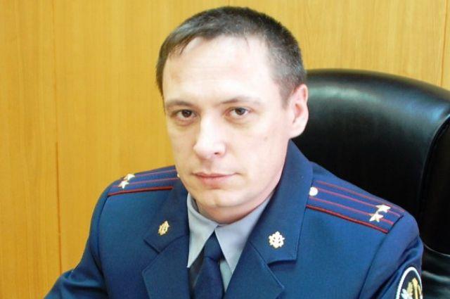Новый начальник смоленского УФСИН - Алексей Баранов.
