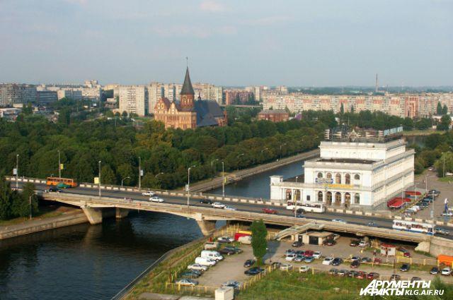 Калининград оказался среди городов, куда школьники поедут весной на отдых.