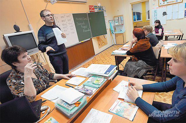 Собрания пройдут во всех общеобразовательных учреждениях Омска.