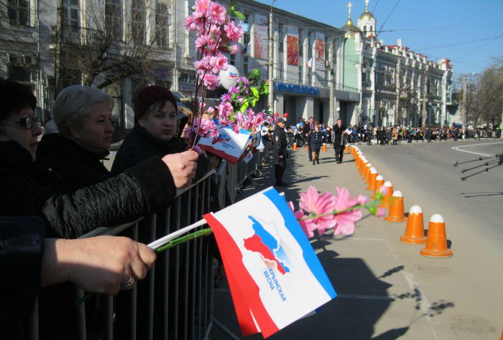 Погода сделала Крыму подарок, порадовав солнцем и теплом