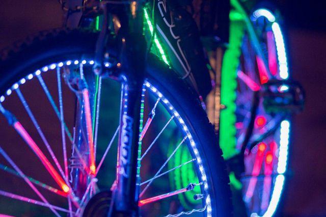 На велосипедах с фонариками – флешмоб в поддержку «Часа Земли» пройдет 19 марта в Иркутске