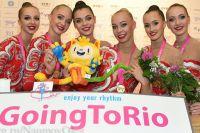 Анастасия Максимова (четвертая слева) постарается помочь сборной России добыть золотую медаль.