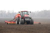 Сев гороха завершает первый этап весенне-полевых работ.
