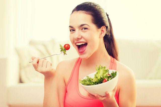 Здоровое похудение за 2 недели диеты
