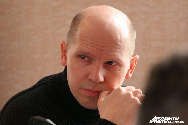 Игорь Рудников.