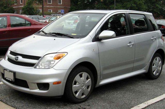 «Тойота» объявила новые названия моделей Scion