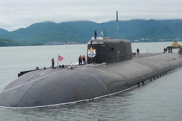 В составе экипажа подводного ракетного крейсера «Омск» служат пятеро омичей.