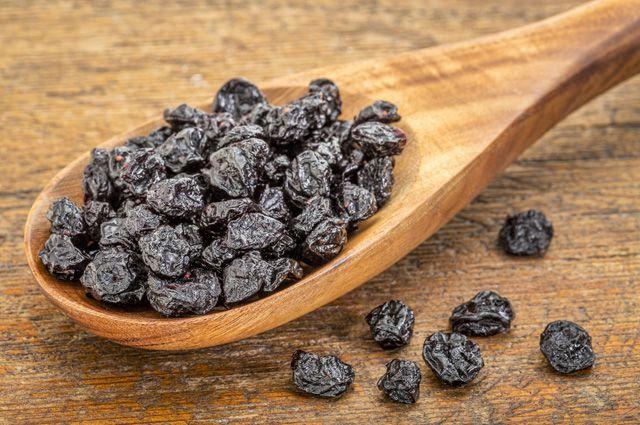 Сушёные ягоды помогут желудку   Здоровая жизнь   Здоровье   Аргументы и  Факты