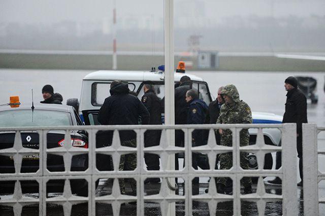 Аэропорт Ростова-на-Дону.