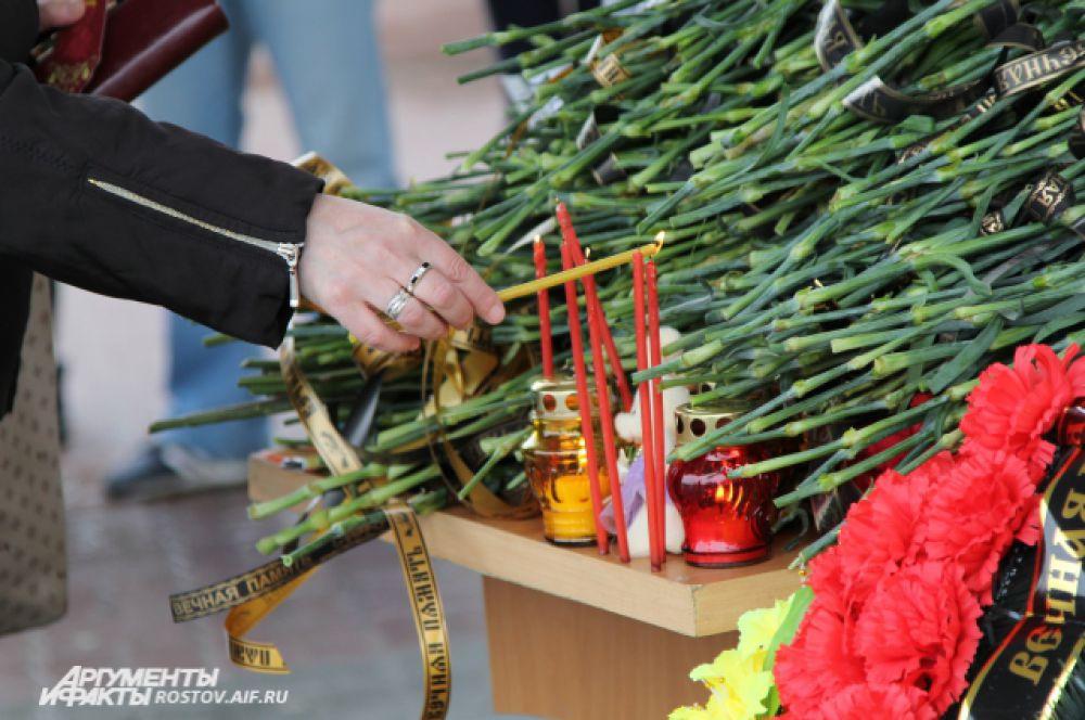 Подобной крупной авиакатастрофы в Ростове еще не случалось.