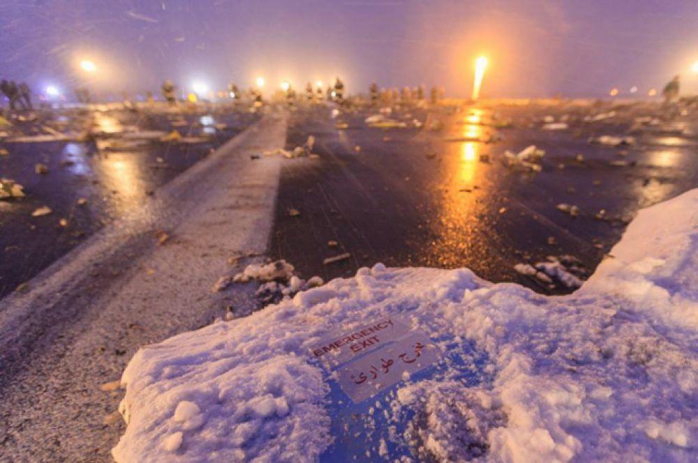 Разбившееся судно поступило в парк авиакомпании 19 января 2011 года, получив регистрационный номер A6-FDN.