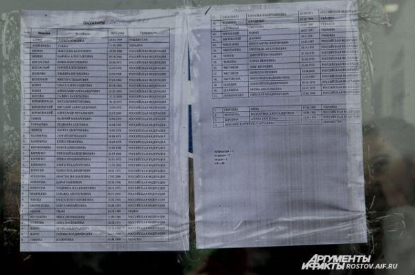 Если посмотреть на список погибших, то можно обратить внимание, что на борту Boeing летели семьями и парами.