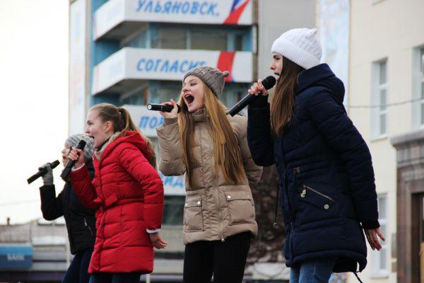 Единение с Крымом вдохновило ульяновских авторов на создание новых песен