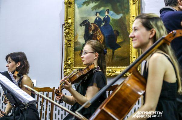 Открытие Культурно-выставочного центра Русского музея на базе музея ИЗО.