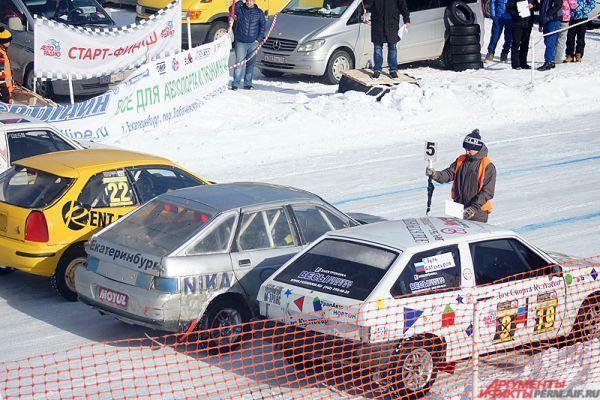 В последней гонке разыграли Кубок Команды RRC-GT, организатора мероприятия.
