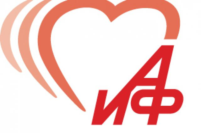 Логотип проекта «АиФ. Доброе сердце».