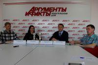 Владимир Евсюнин, Анна Кононенко, Дмитрий Беликов и Николай Аптекарев