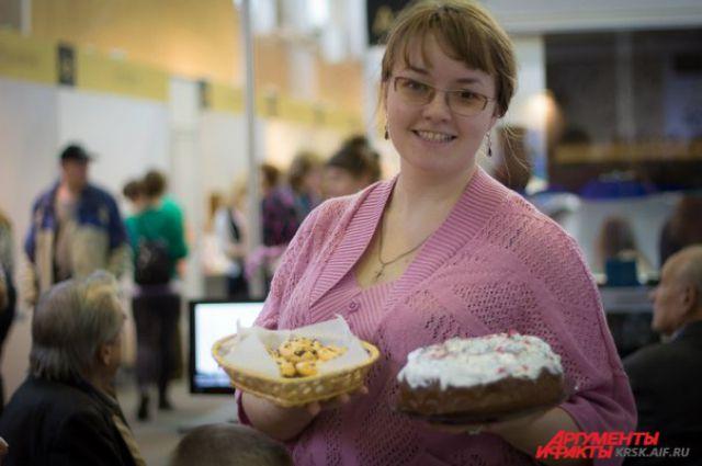 Анна Зиленевская и её хлеб