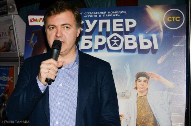 Дмитрий Дьяченко в Челябинске.